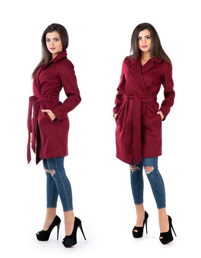 Пальто женские оптом 30095048 1-1
