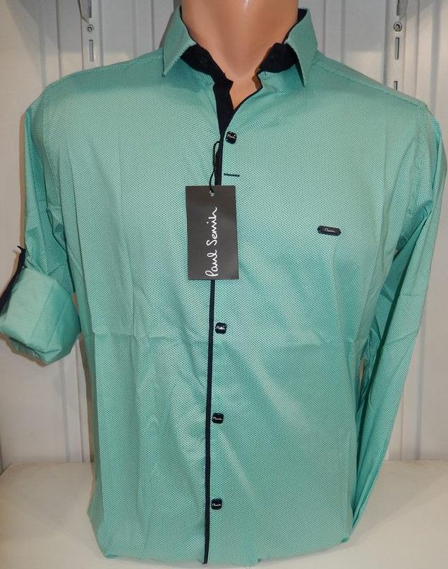 Рубашки мужские оптом 13081830 5208-11