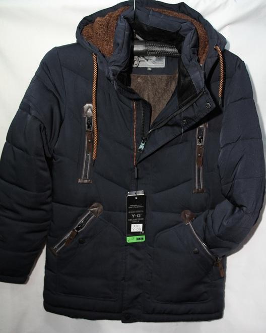 Куртки мужские зимние оптом 16091768 0046-40