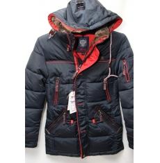 Куртка подростковая зимняя оптом 0412975 308