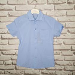 Рубашки подростковые оптом 45610832 10003-1