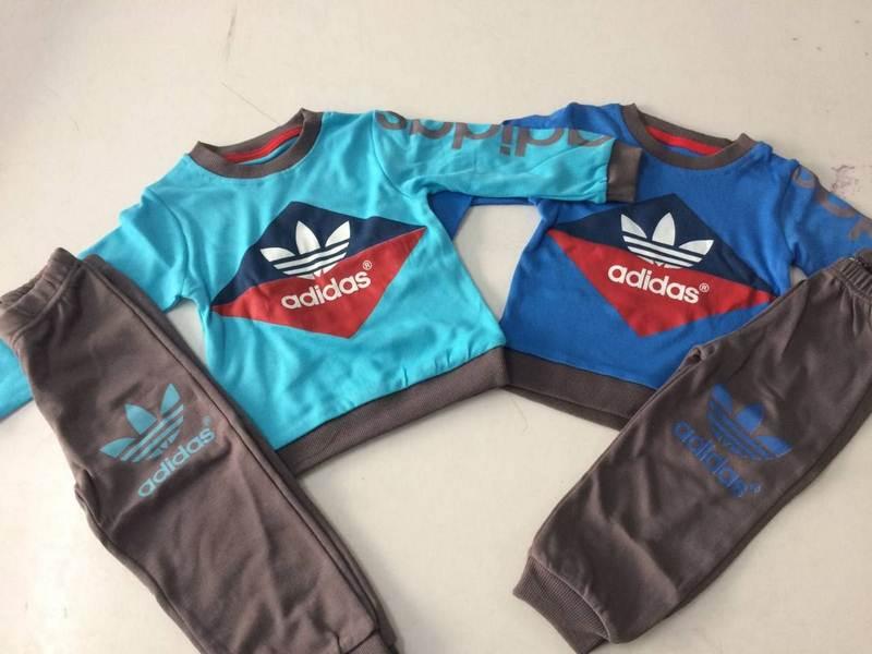 Спортивный костюм детский ADADAS оптом 70842693 4-14