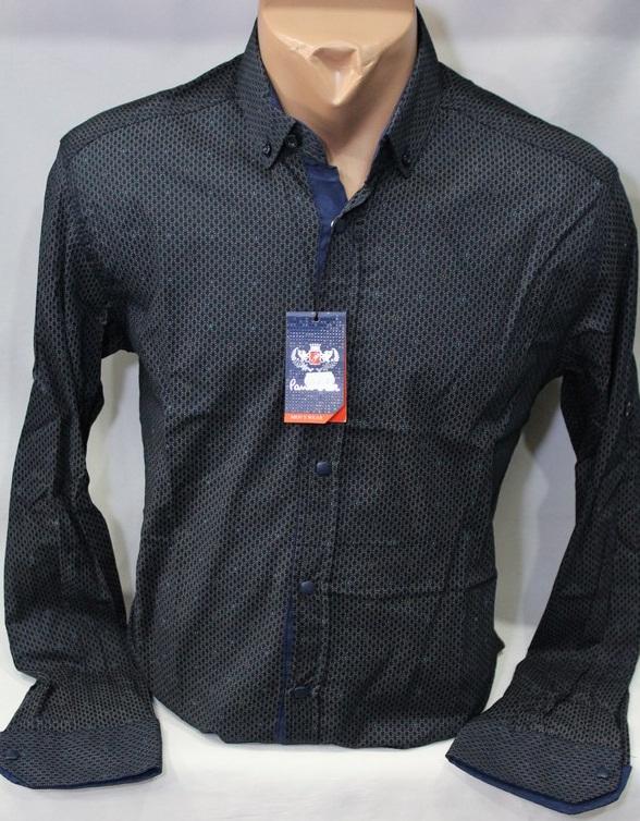 Рубашки PAUL STAR мужскиеТурция оптом 83975120