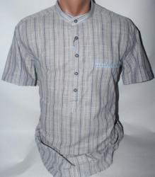 Рубашки мужские KARAVELLA оптом 17058923  009-34
