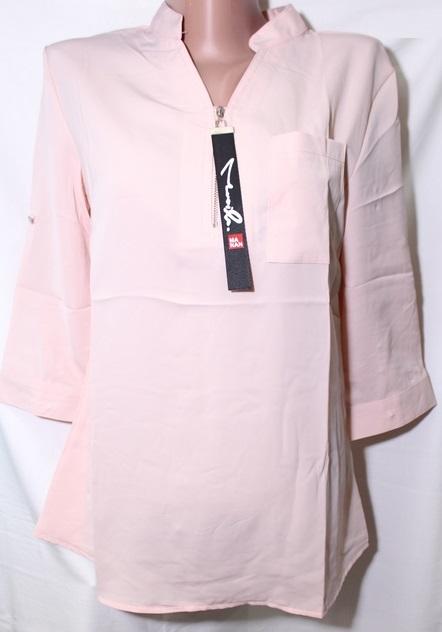 Рубашки женские оптом 21640375 В1872-2