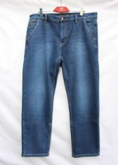 Мужские джинсы зимние батал Fangsida 27158460 U 9004 #