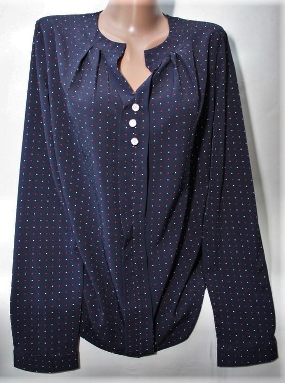 Рубашки женские ПОЛУБАТАЛ оптом 69158024 208-4