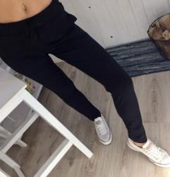 Спортивные штаны женские оптом 14389250  01-2