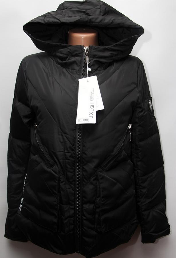 Куртки женские оптом 60792451 LXL QI-1