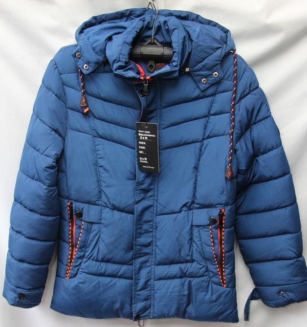 Куртки мужские DUOWEI зимние оптом 07364512 2102-21