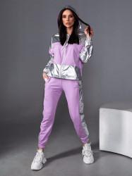 Спортивные костюмы женские БАТАЛ оптом 97350821  455-5