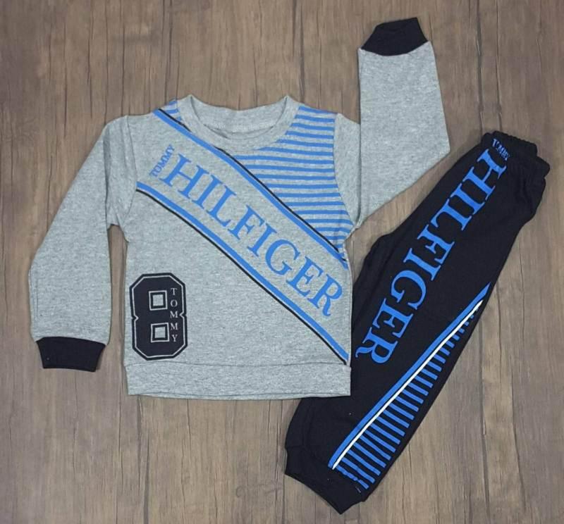 Спортивный костюм детский Hilfiger оптом 26517034 2-10