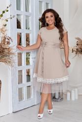 Платья женские БАТАЛ оптом 53870942  04-7