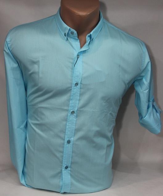 Рубашки подростковые Турция оптом  26084721 007-2