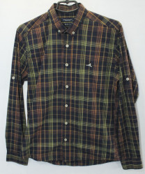 Рубашки мужские MARKA MARKA оптом 12457380 11-278