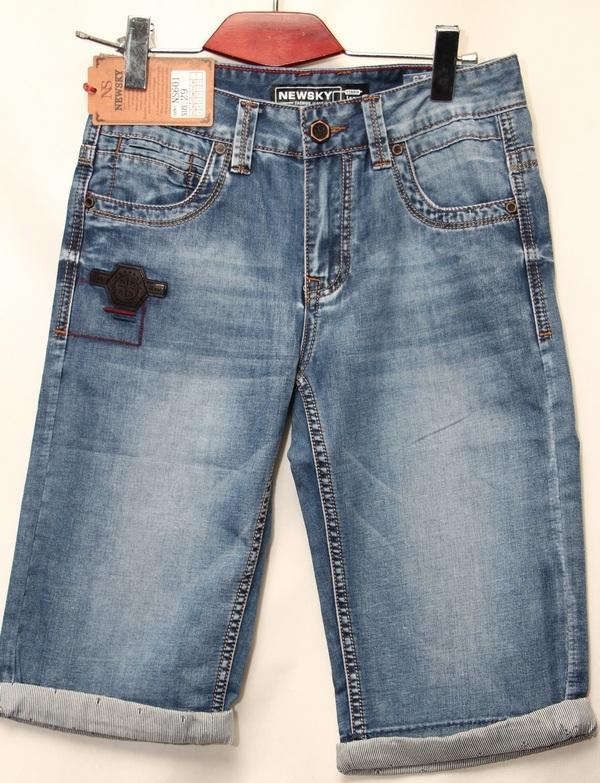Шорты джинсовые мужские оптом 04071824 601