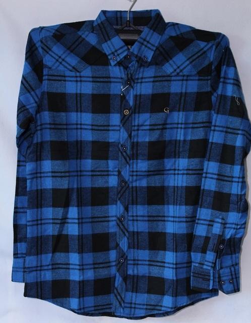 Рубашки мужские оптом 15104457 7639-34