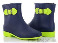 Резиновая обувь, Class Shoes оптом G01Z салатовый