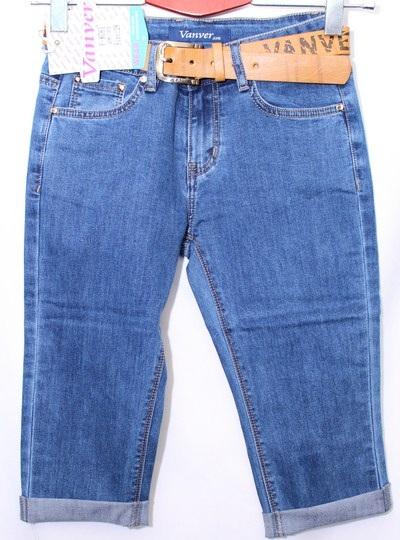 Капри женские джинсовые оптом 27496580 8761