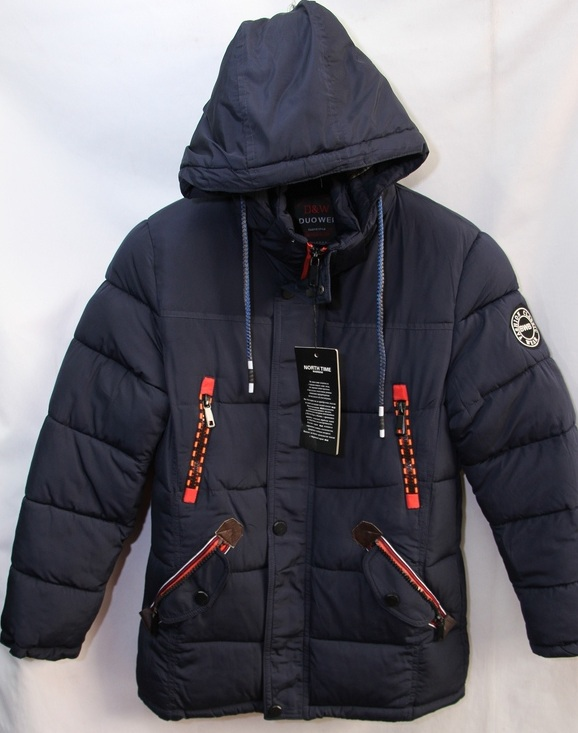Куртки подростковые зимние оптом 20091076 G710-3