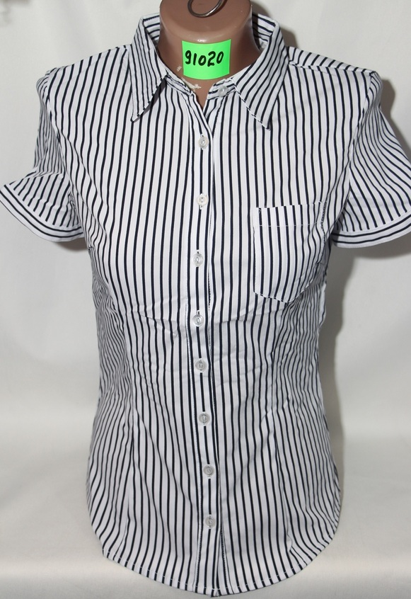 Блузы школьные оптом 90275318 91020-1