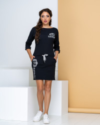Платья женские оптом 04715932   210-4