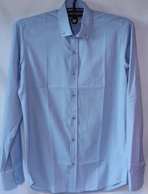 Рубашки мужские оптом 15104457 7639-14