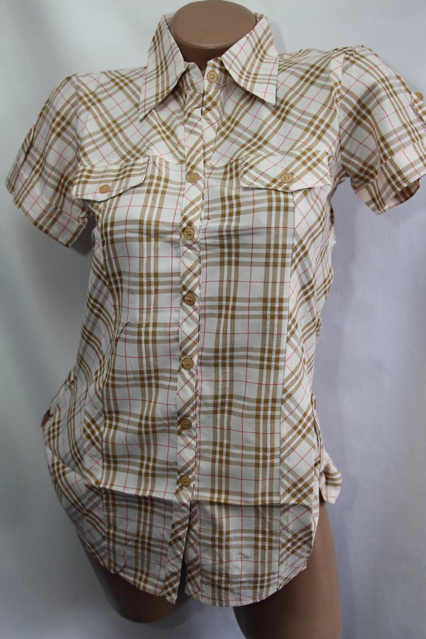 Рубашки мужские оптом 1903286 5553-2
