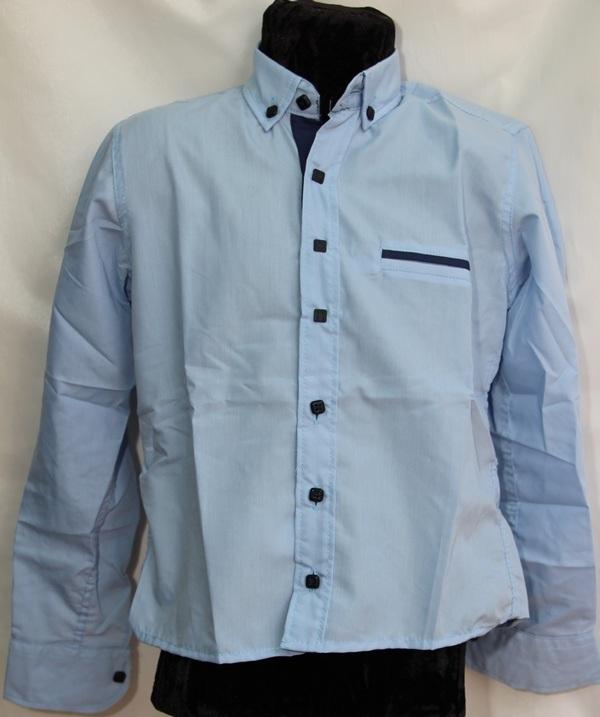 Рубашки подростковые  оптом 65381409 4629-142