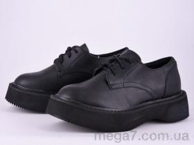 Туфли, Violeta оптом 166-40 black-1K