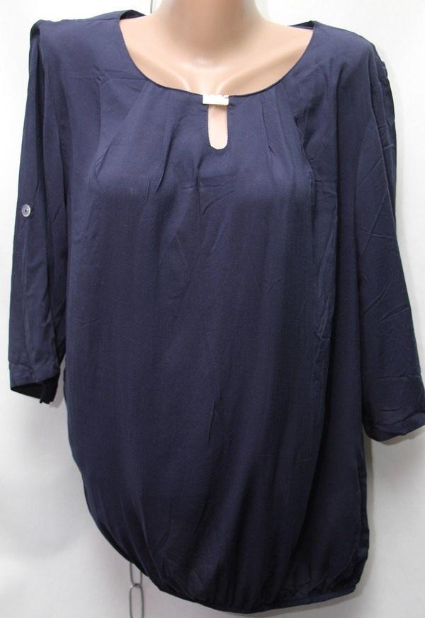 Блузы женские БАТАЛ оптом 0904286 3-9