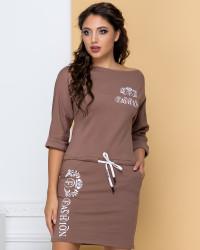 Платья женские оптом 41058769   210-1