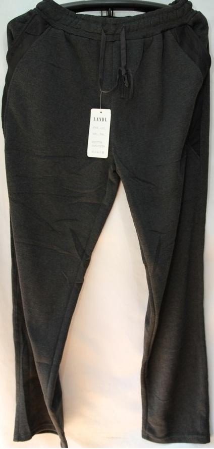Спортивные штаны мужские Батал оптом 94035821 3756-1