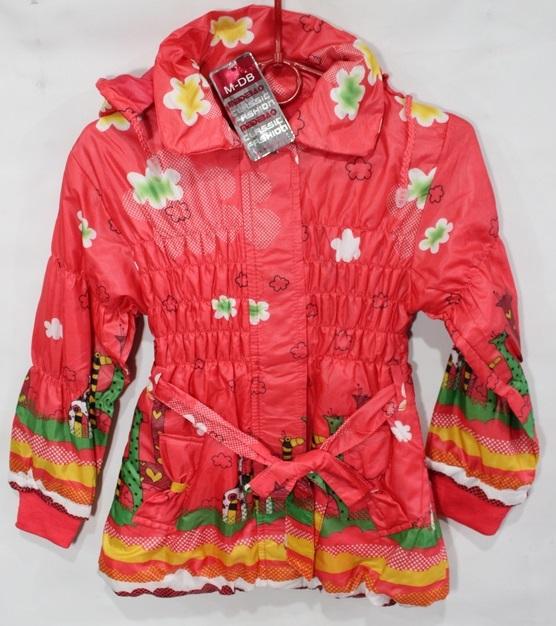 Куртки детские на девочку оптом 80123475 842-4