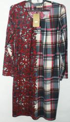 Платья женские оптом Батал 74680325 757-2
