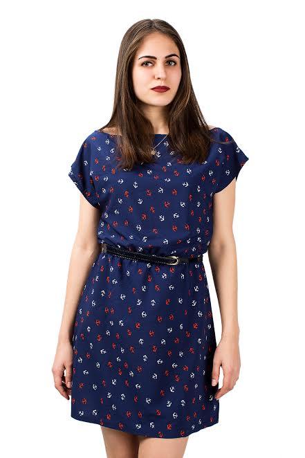Платье женские оптом 09045048 6558-1