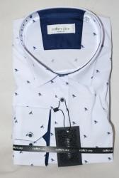 Рубашки мужские оптом 09621435 12-1
