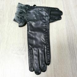 Перчатки женские на меху оптом 16570824 03-17