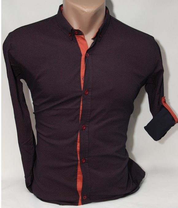 Рубашки подростковые Турция оптом  26084721 003-16