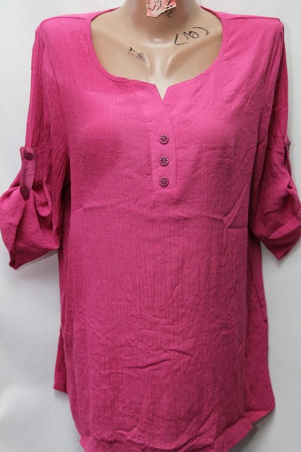 Блузы женские БАТАЛ оптом 56842730 4-2