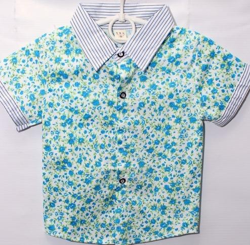 Рубашки детские оптом 74516203 1-4