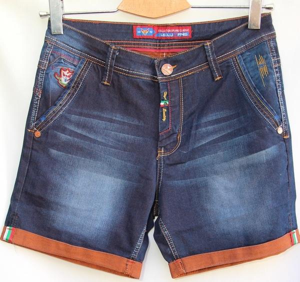 Шорты джинсовые мужские оптом 30479826 25048