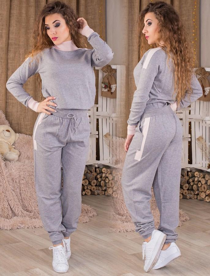 Спортивные костюмы женские Турция оптом 25810496 076-1