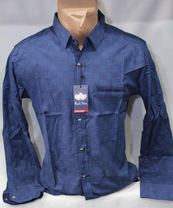 Рубашки PAUL STAR мужскиеТурция оптом 27946135