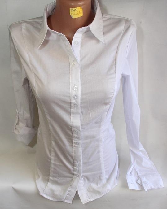 Рубашки женские QIANZHIDU Турция оптом 29385107 А70006-47