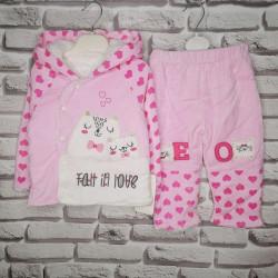 Ночные пижамы детские оптом 02814697 4138-4