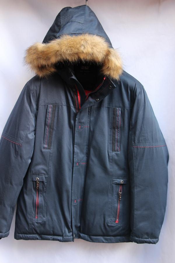 Куртка SOELUOS зимняя  мужская оптом 14869570 XW6795-3-2