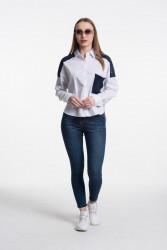 Рубашки женские оптом 59307146 01-27