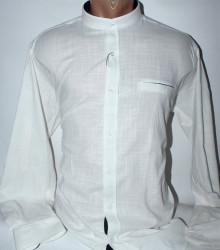 Рубашки мужские KARAVELLA оптом 20375918  010-45