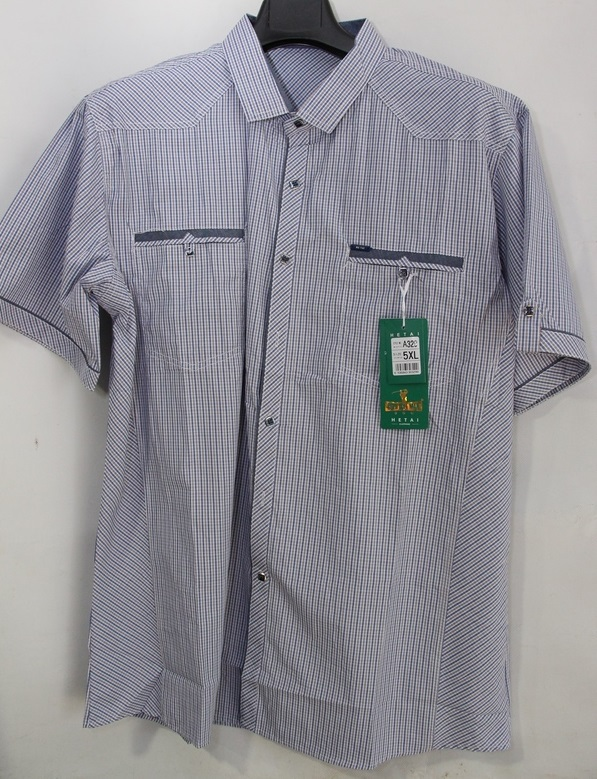 Рубашки  мужские оптом 26459138  А329-72